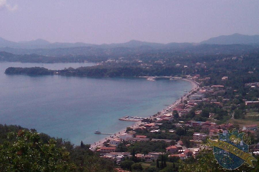 Land For Sale - SPARTILAS, CORFU