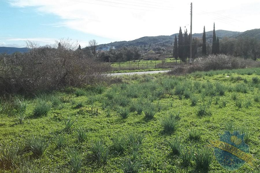 Agricultural Land Plot For Sale - KANAKADES, CORFU