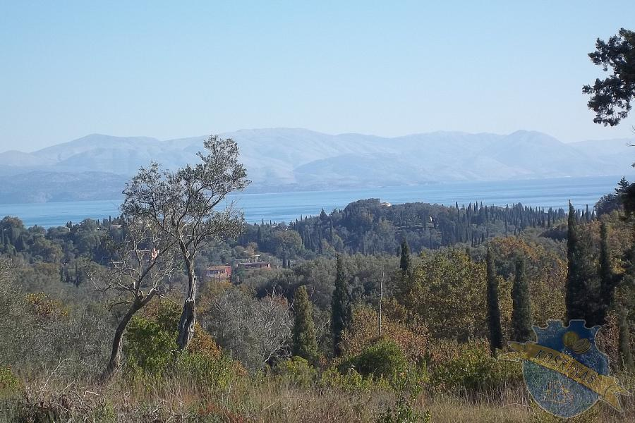 Agricultural Land Plot For Sale - ANO KORAKIANA, CORFU