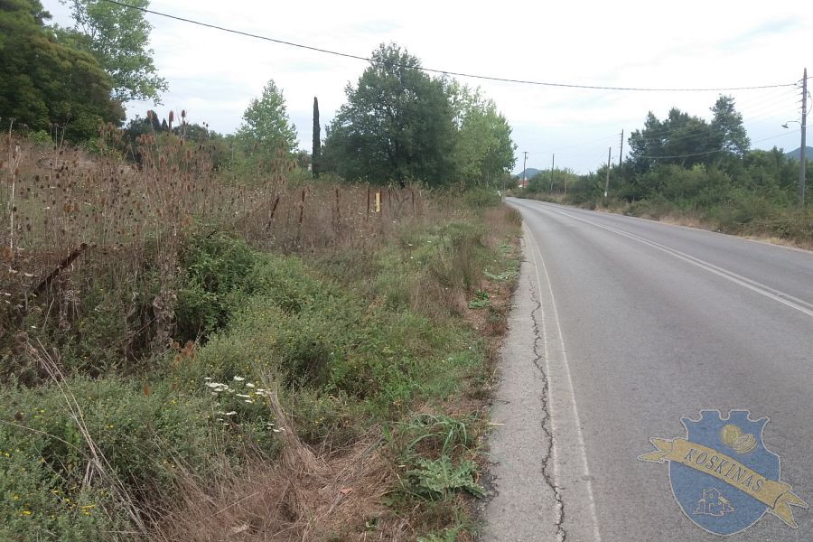 Land For Sale - LIVADI ROPA, CORFU