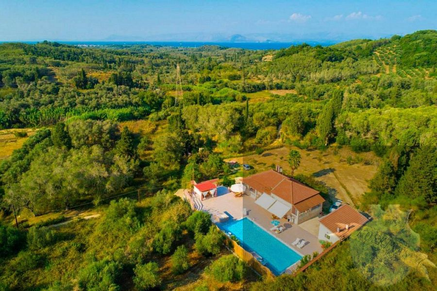 House For Sale - LEFKIMMI, CORFU