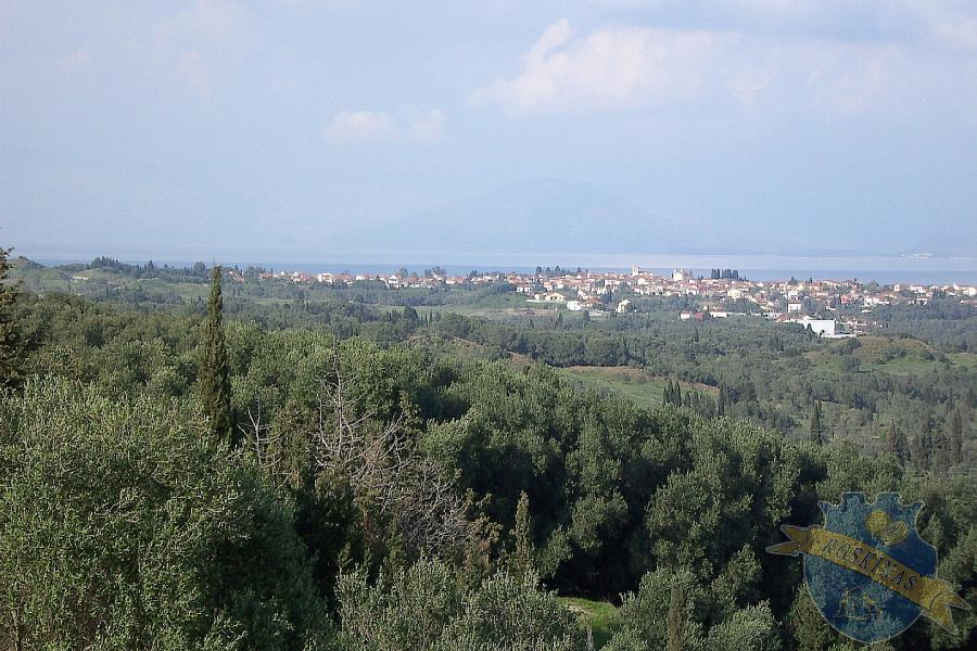 Agricultural Land Plot For Sale - LEFKIMMI, CORFU